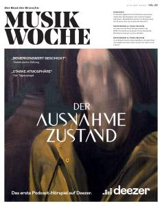 Musikwoche - 15 Juli 2019