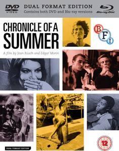 Chronicle of a Summer (1961) Chronique d'un été (Paris 1960)