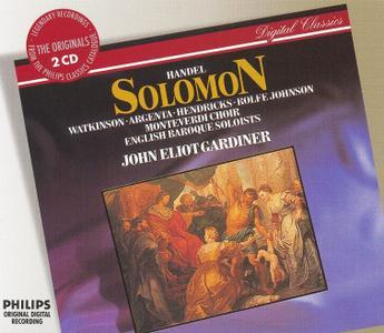 John Eliot Gardiner, English Baroque Soloists, Monteverdi Choir - Handel: Solomon (2006)