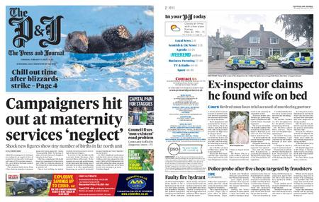 The Press and Journal Moray – February 13, 2020