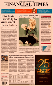 Financial Times UK – 12 August 2019