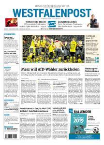 Westfalenpost Wetter - 12. November 2018