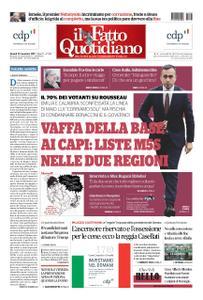 Il Fatto Quotidiano - 22 novembre 2019