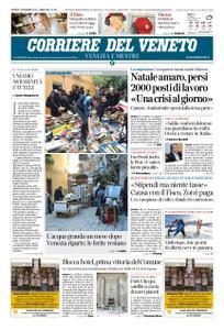 Corriere del Veneto Venezia e Mestre – 12 dicembre 2019