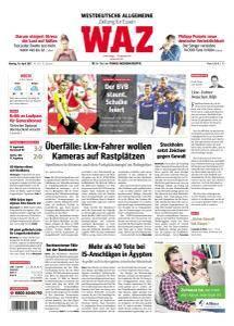 WAZ Westdeutsche Allgemeine Zeitung - 10 April 2017