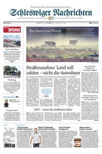 Schleswiger Nachrichten - 07. November 2017