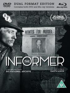 The Informer (1929) + Extra