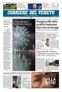 Corriere del Veneto Padova e Rovigo – 28 dicembre 2018