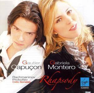 Gautier Capucon & Gabriela Montero - Rhapsody: Cello Sonatas by Rachmaninov & Prokofiev (2008) [Re-Up]
