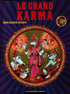 Les Closh - Tome 6 - Le Grand Karma