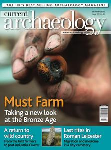 Current Archaeology - Issue 319
