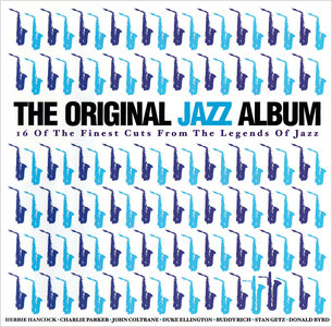 VA - The Original Jazz Album: 16 Of The Finest Cuts From The Legends Of Jazz (2004) [Re-Up]
