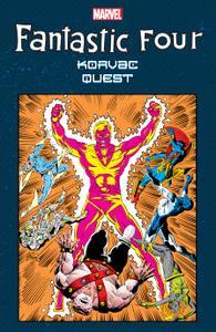 Fantastic Four-Korvac Quest 2020 Digital Zone