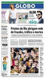 O Globo - 25 Março 2018 - Domingo