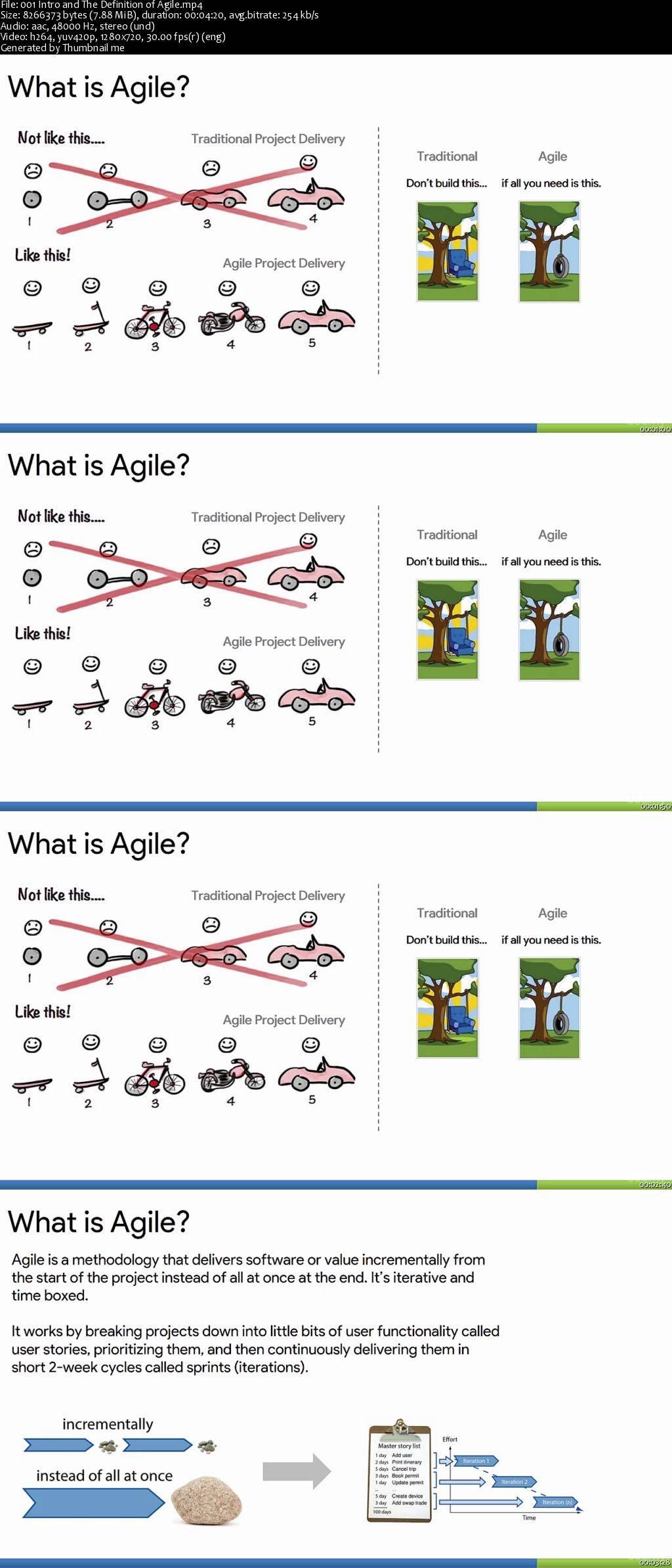 Agile Crash Course