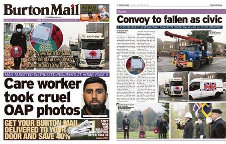 Burton Mail – November 09, 2020
