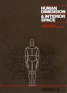 Human Dimension and Interior Space (Repost)