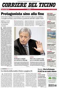 Corriere del Ticino - 20 Maggio 2017