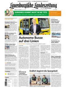 Lauenburgische Landeszeitung - 18. April 2018