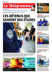 Le Télégramme Auray – 06 mai 2019