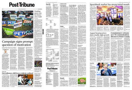 Post-Tribune – October 14, 2019