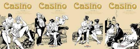 Leone Frollo - Casino Vol. 1-4