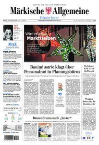 Märkische Allgemeine Prignitz Kurier - 27. November 2017