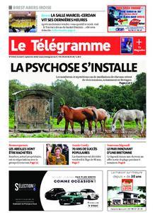 Le Télégramme Brest Abers Iroise – 05 septembre 2020