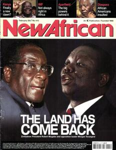 New African - February 2003
