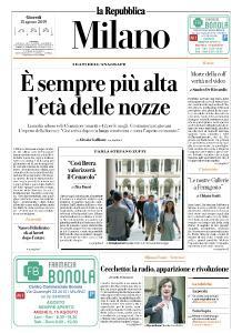 la Repubblica Milano - 15 Agosto 2019