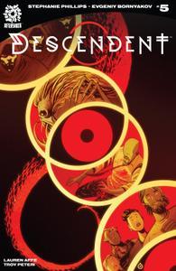 Descendent 005 2019 Digital Mephisto