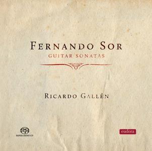 Ricardo Gallén - Fernando Sor: Guitar Sonatas (2014)