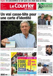 Le Courrier de l'Ouest Nord Anjou – 30 mai 2019