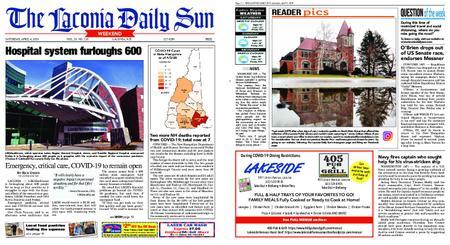 The Laconia Daily Sun – April 04, 2020