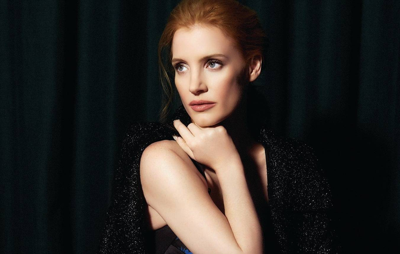 Jessica Chastain by Brian Bowen Smith for Modern Luxury May 2016
