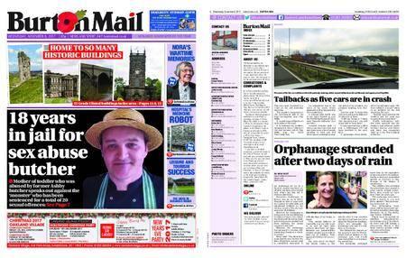 Burton Mail – November 08, 2017
