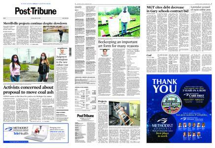 Post-Tribune – May 17, 2020