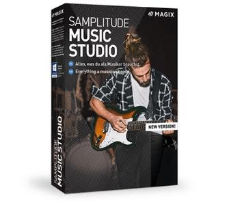 MAGIX Samplitude Music Studio 2020 v25.0.0.32