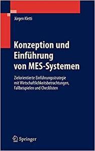 Konzeption und Einführung von MES-Systemen (Repost)