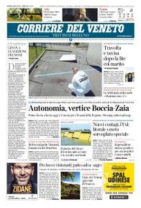 Corriere del Veneto Treviso e Belluno – 09 luglio 2020