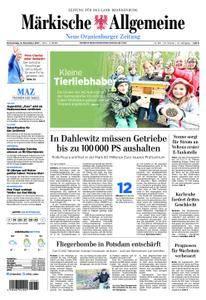 Neue Oranienburger Zeitung - 09. November 2017