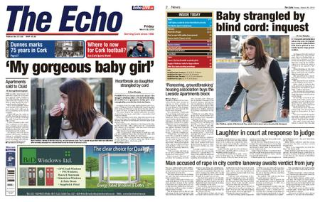 Evening Echo – March 29, 2019