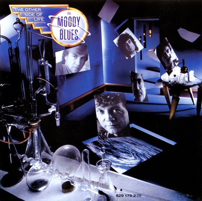 The Moody Blues - The Other Side Of Life (1986) [Repost]