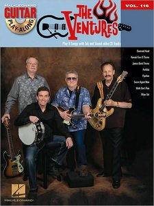Guitar Play-Along Vol. 116 - The Ventures