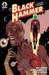 Black Hammer 005 (2016)