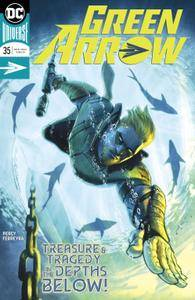 Green Arrow 035 2018 2 covers Digital Zone-Empire