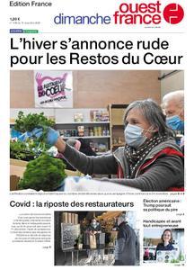 Ouest-France Édition France – 15 novembre 2020