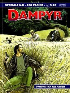 Dampyr Speciale N°8 – Orrore tra gli Amish (20-10-2012) [Repost]