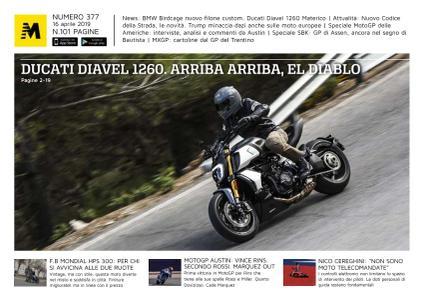 Moto.it Magazine N.377 - 16 Aprile 2019