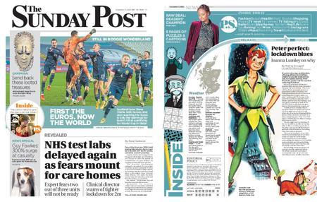 The Sunday Post Scottish Edition – November 15, 2020